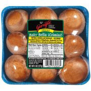 Giorgio Fresh Baby Bella Mushrooms 8 Oz Tray