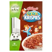 Kellogg's Cocoa Krispies Rice Cereal, 15.5 ounce box