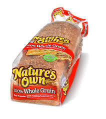 Nature's Own 100% Whole Grain