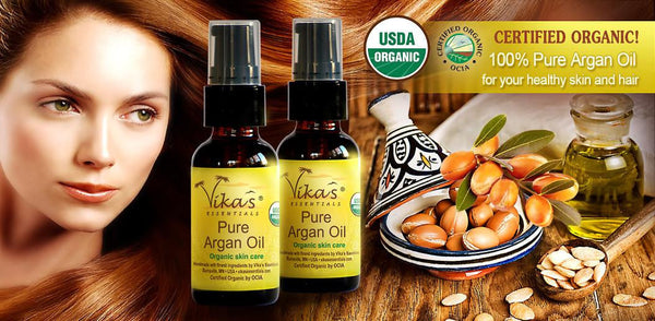 Argan Nut Oil - USDA Certified Organic