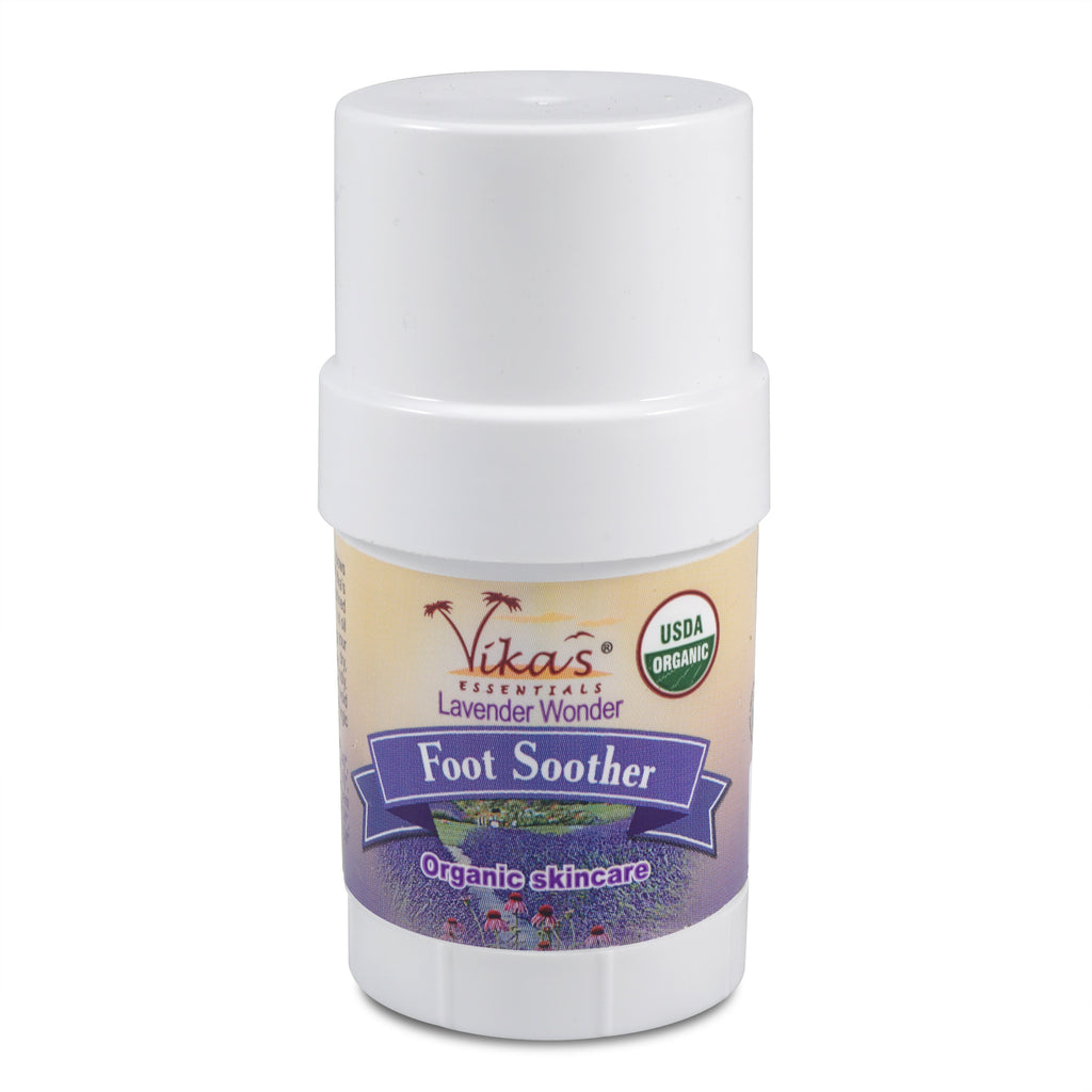 "Foot Soother ""Lavender Wonder"". USDA Certified Organic"