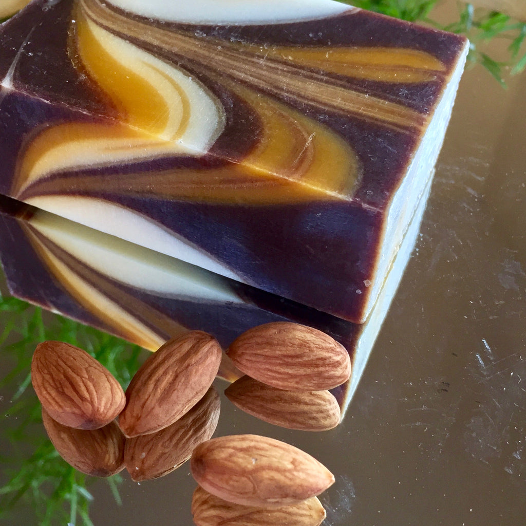 Pacha Bar Soap Almond Goat's. 25% OFF!