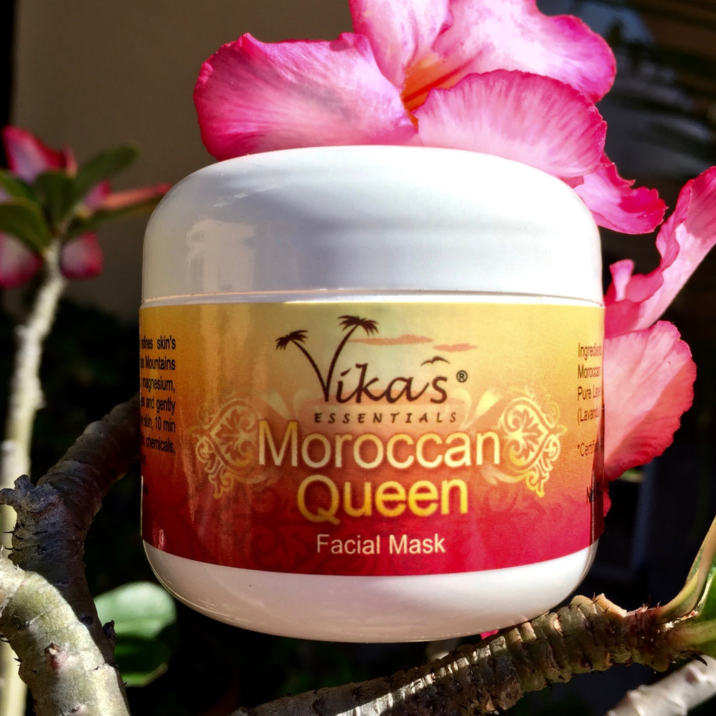 """Moroccan Queen"" Facial Mask"