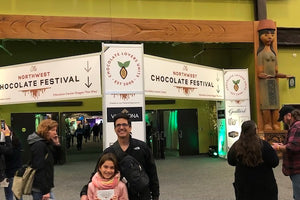5 Dark Chocolate Benefits I learned at Northwest Festival Chocolate