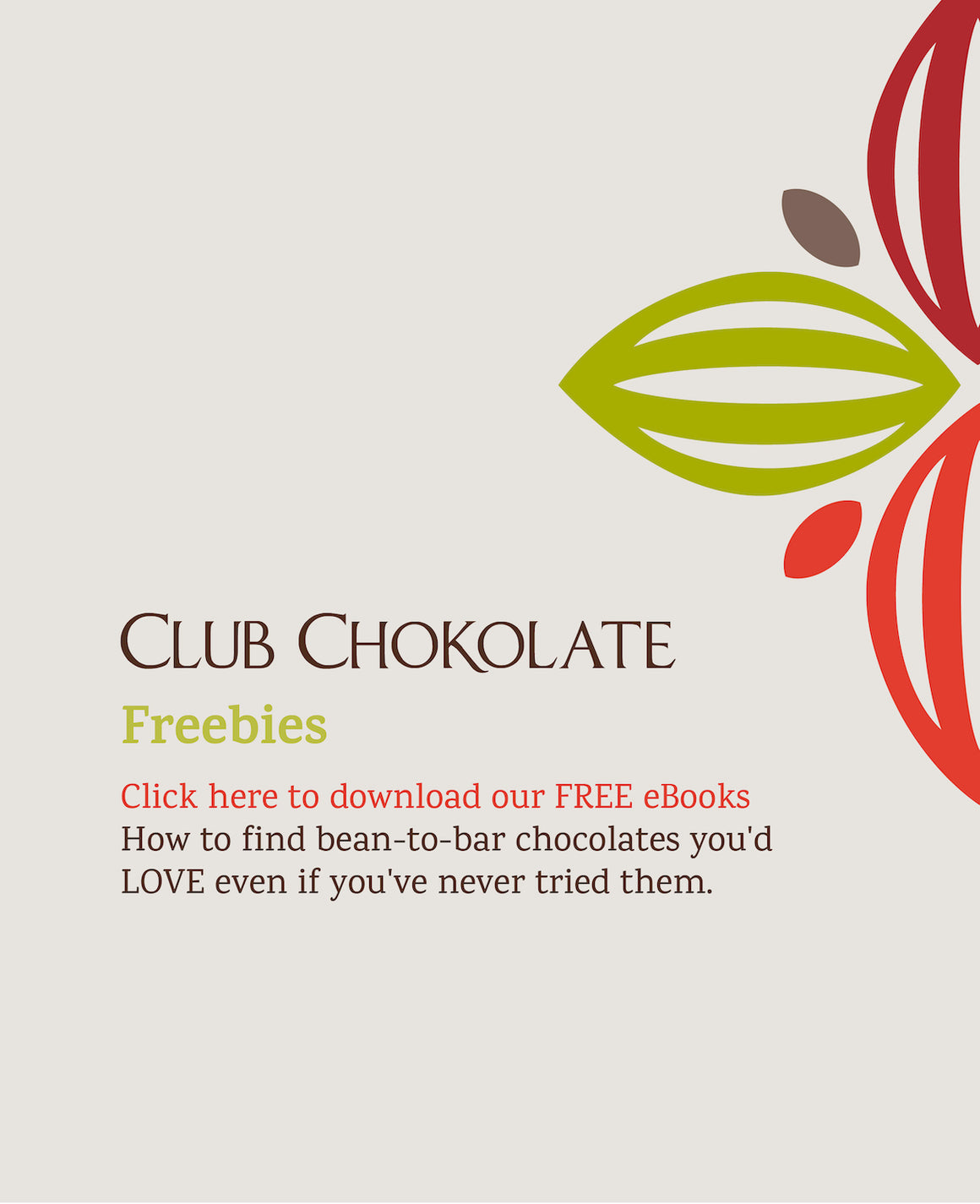 dark chocolate FREE eBooks