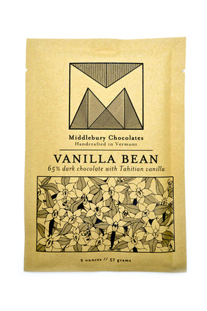 Middlebury Dark Chocolate - Vanilla