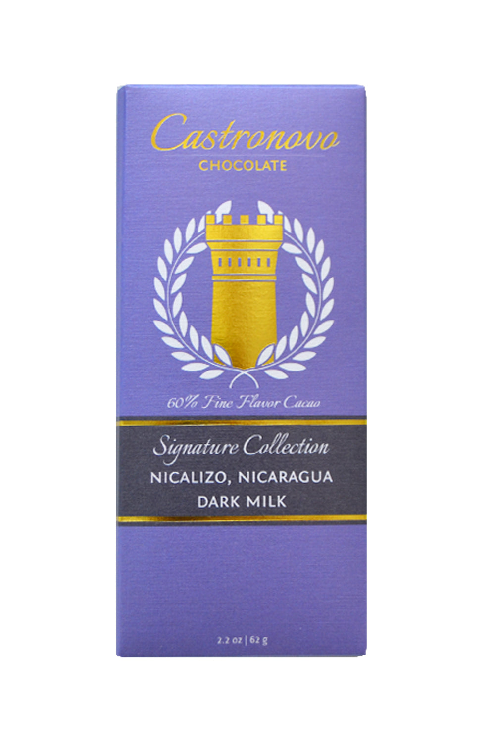 castronovo dark milk chocolate nicalizo