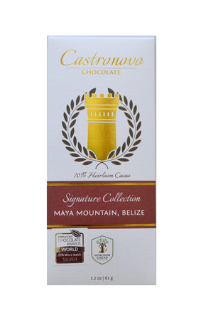 castronovo dark chocolate maya mountain