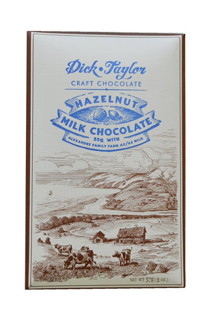 hazelnut milk chocolate