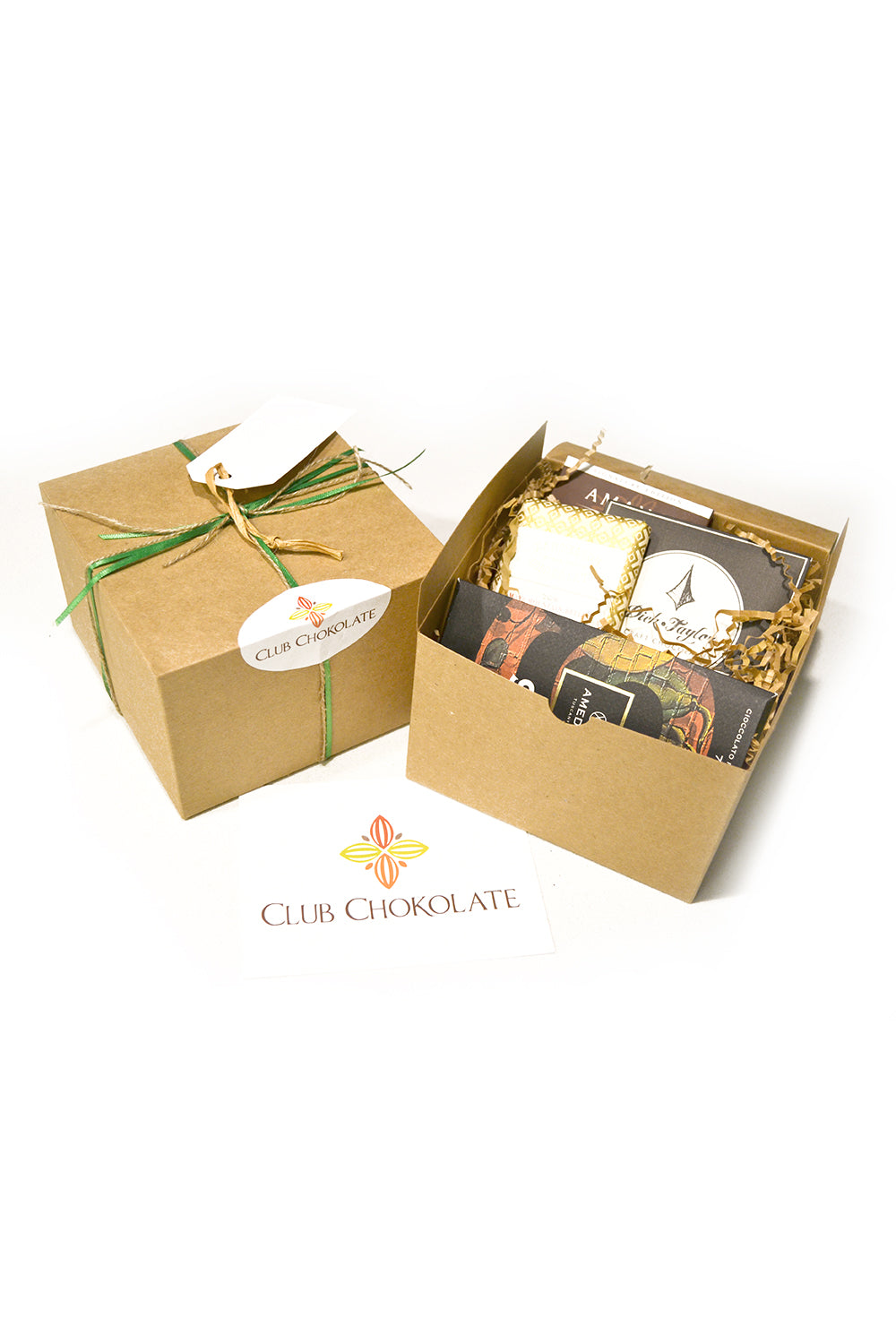 Dark Chocolate Variety Holiday Gift Set