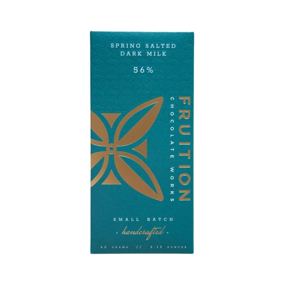 Fruition - Dark Milk Chocolate with Flor de Sal