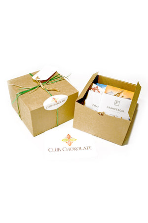 Venezuelan Dark Chocolate Gift Set  B