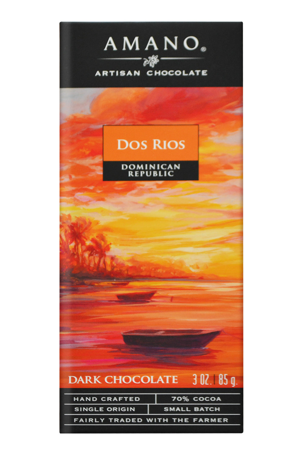 Amano Dark Chocolate - Dos Rios