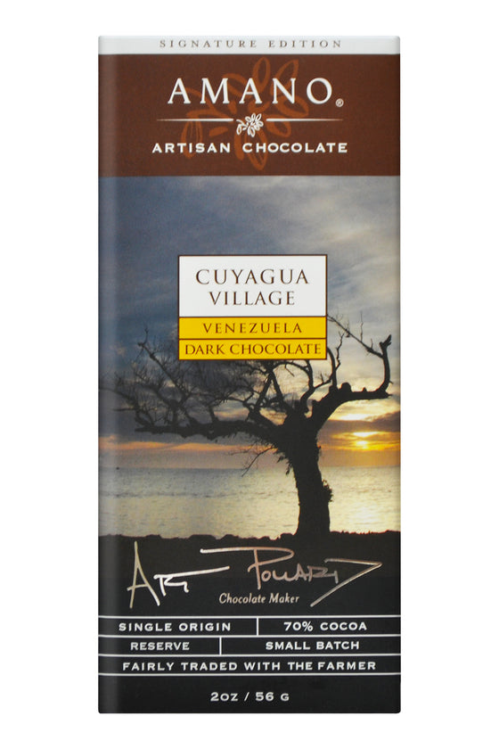 Amano Dark Chocolate - Cuyagua