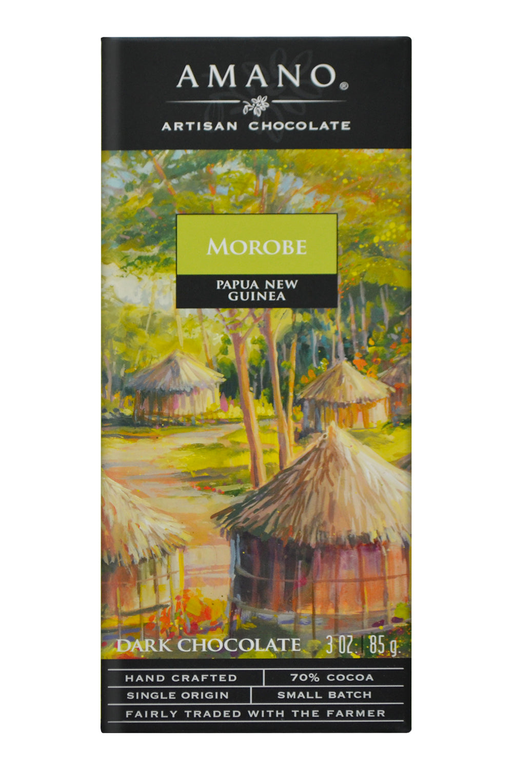 Amano Dark Chocolate - Morobe