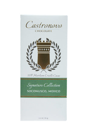 Castronovo Dark Chocolate - Soconusco, Mexico - Signature Collection