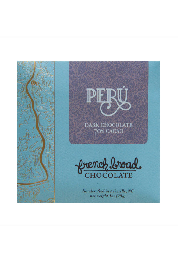 French Broad Dark Chocolate - Perú