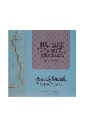 French Broad Dark Chocolate - Malted Milk