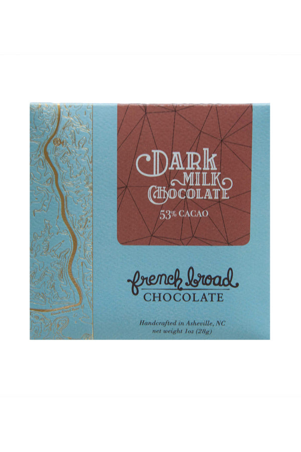 French Broad Dark Chocolate - Dark Milk