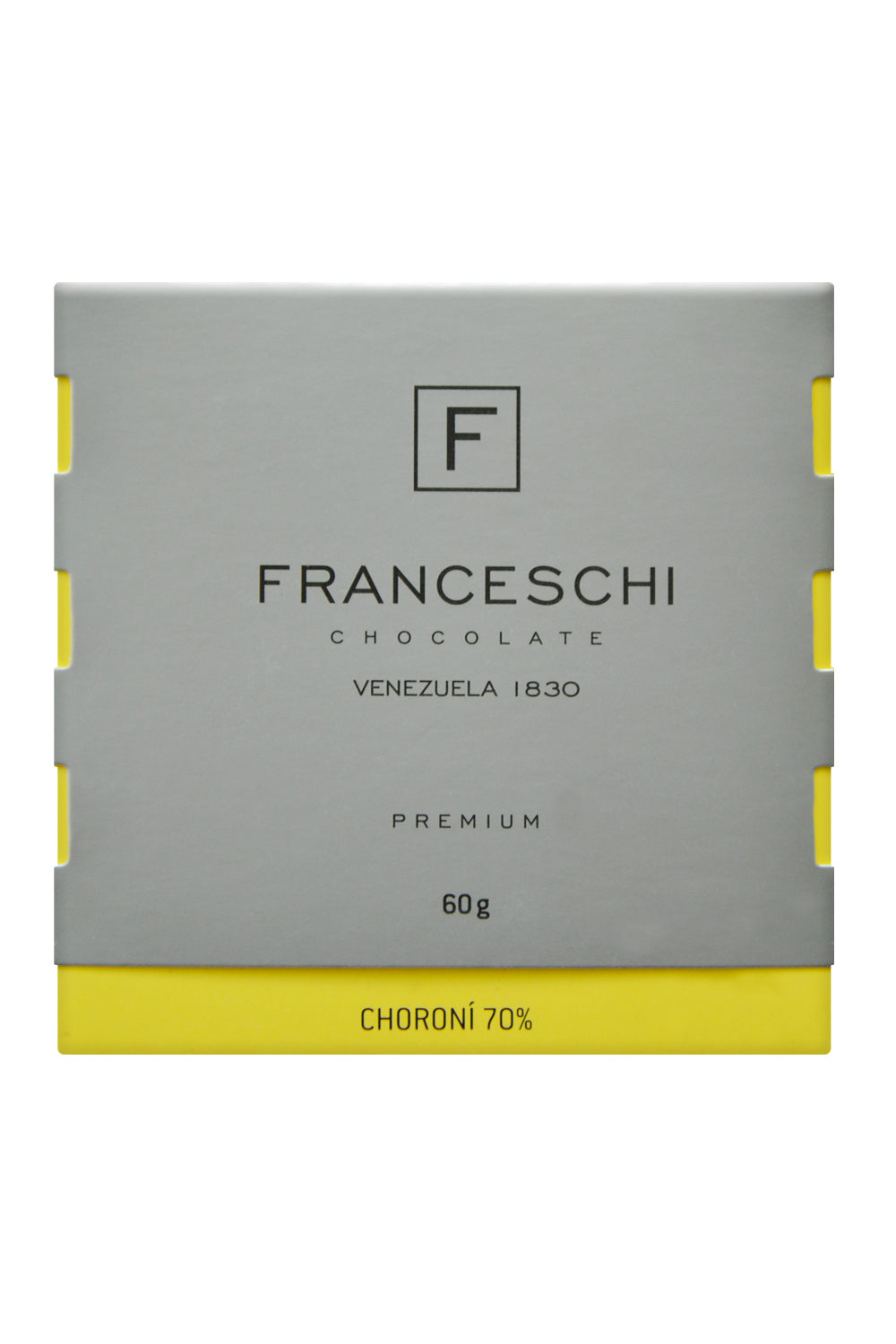 Franceschi Dark Chocolate - Premium Choroni