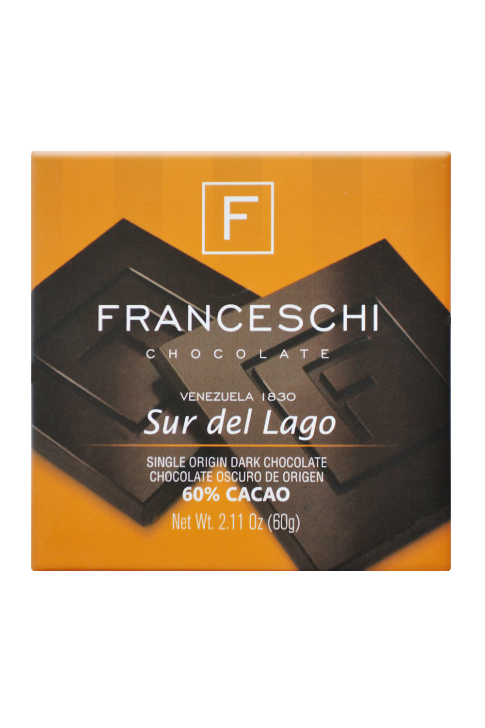 Franceschi Dark Chocolate - Fine Sur del Lago