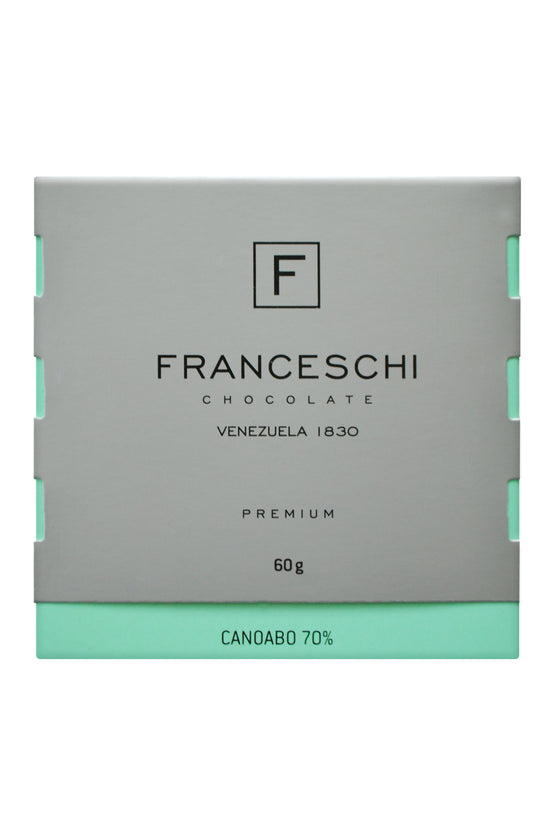 Franceschi Dark Chocolate - Premium Canoabo