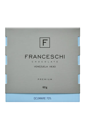 Franceschi Dark Chocolate - Premium Ocumare