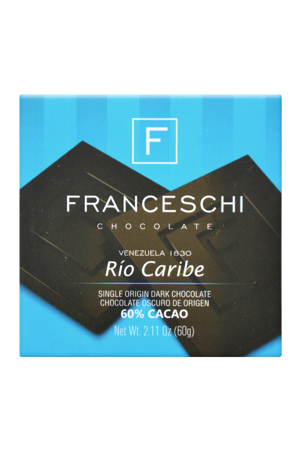Franceschi Dark Chocolate - Fine Rio Caribe