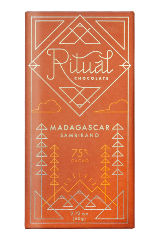 Ritual Dark Chocolate - Madagascar