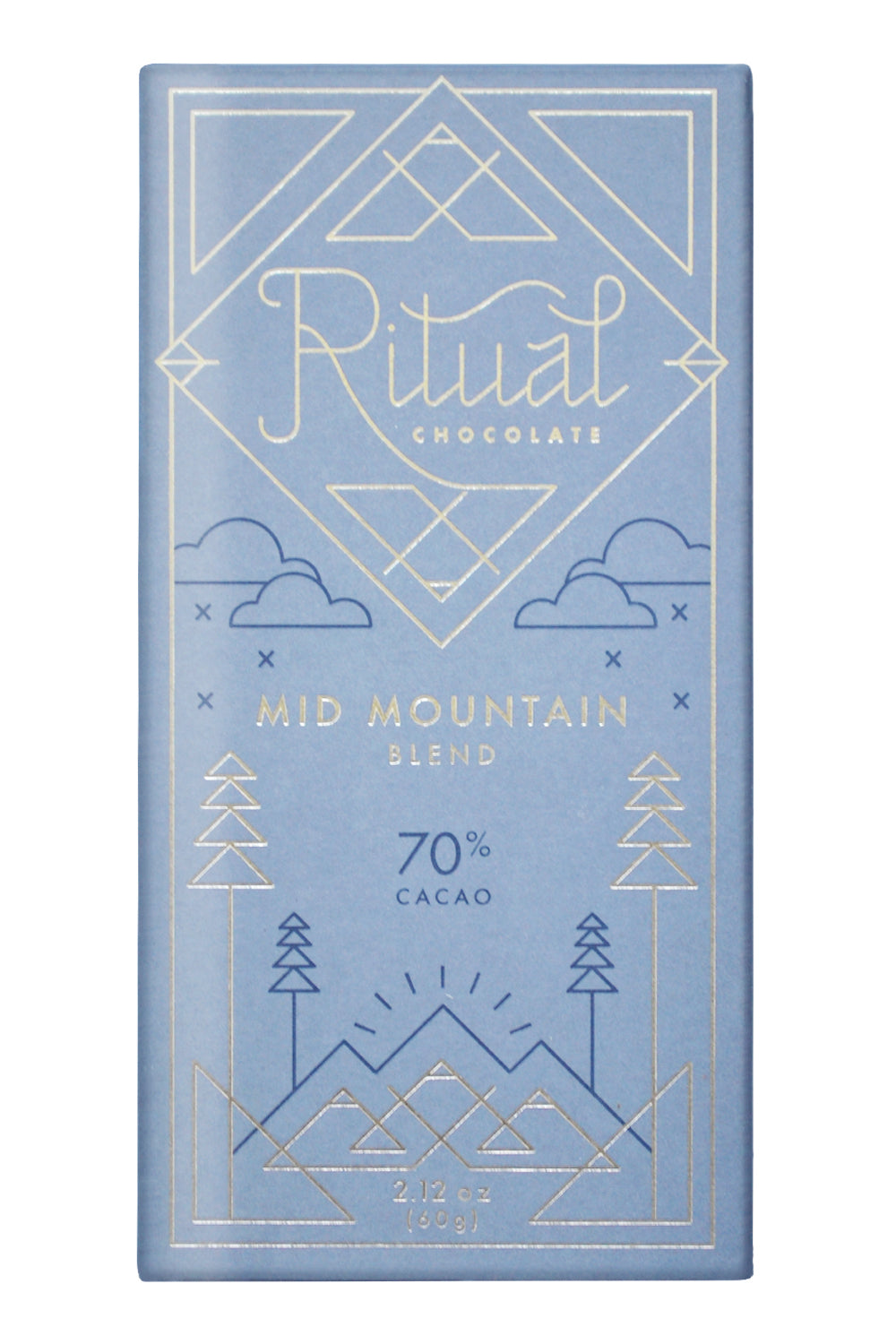 Ritual Dark Chocolate - Mid Mountain Blend