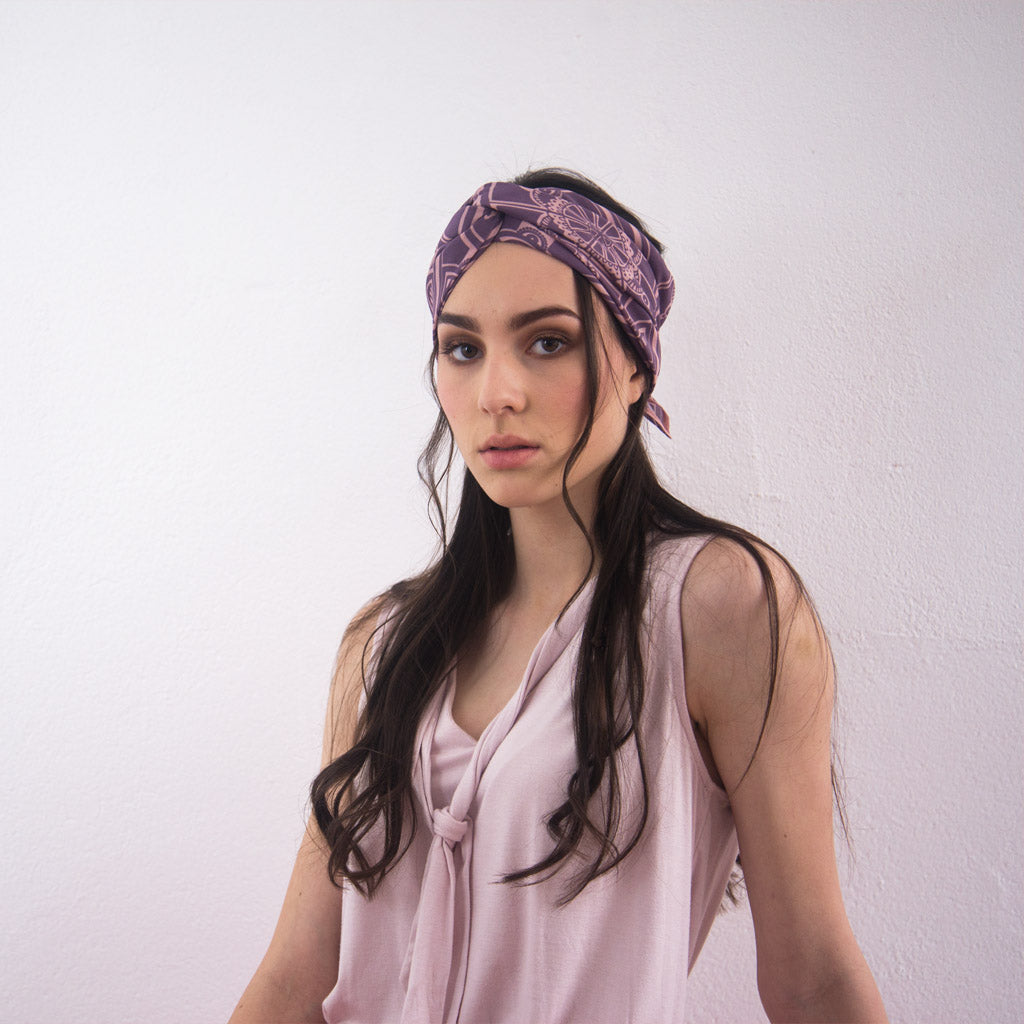 Square Scarf / Head Wrap