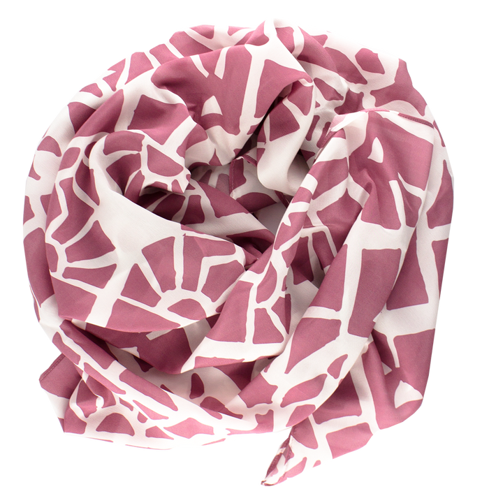 Pentagon Scarf / Head Wrap