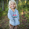 Youth - Grey Kodiak LiveOn Hoodie