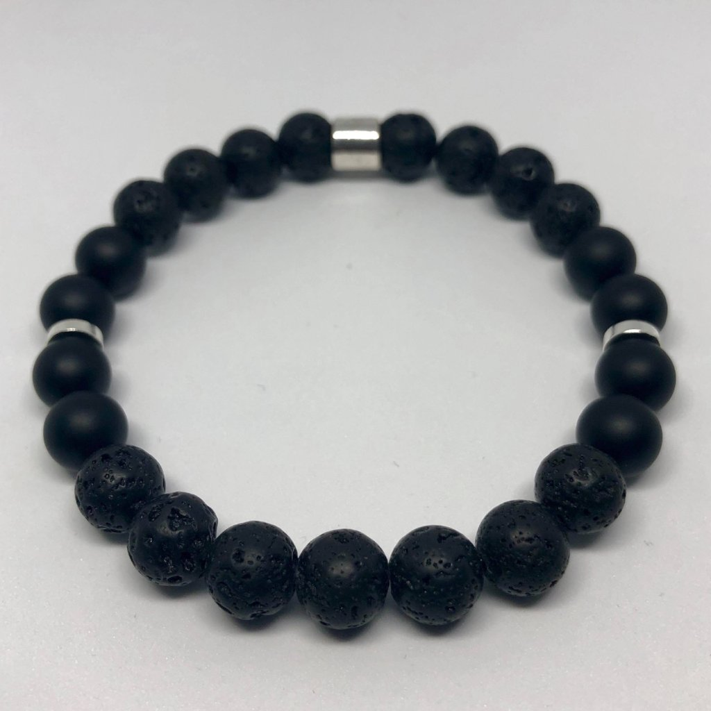 Bracelet Hangover - Black on Black