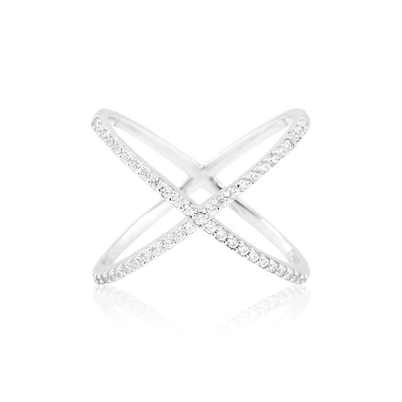 X Ring - Sanchaya Designs