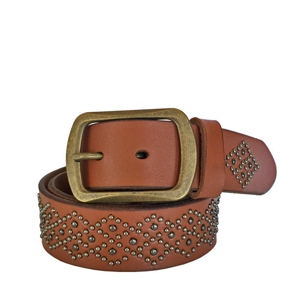 Camille Mini Stud Belt - Sanchaya Designs