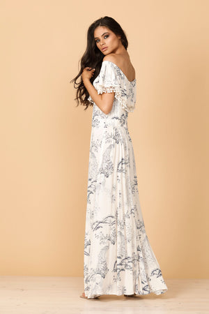 Goddess Maxi Dress - Sanchaya Designs