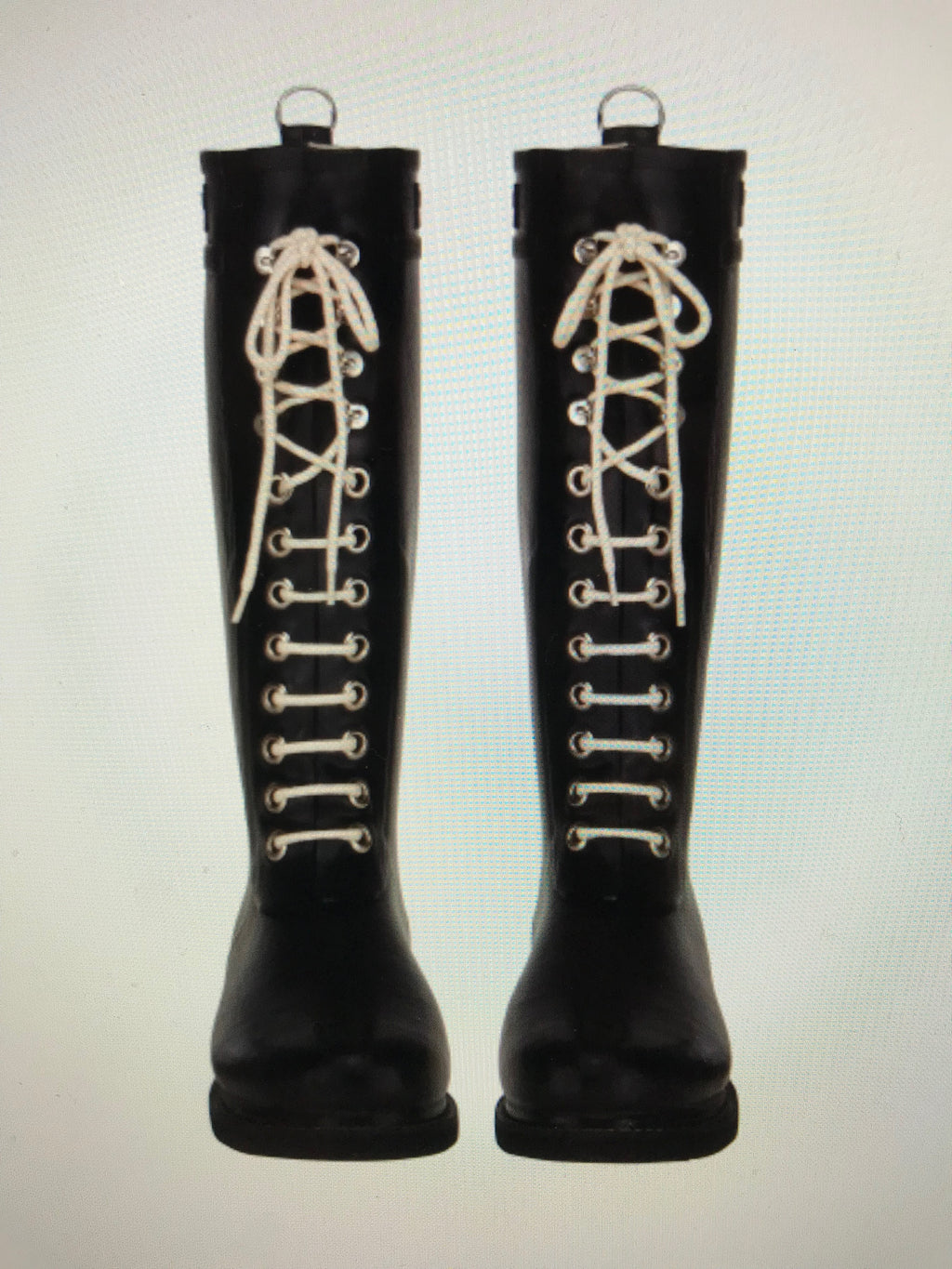 Long Lace up Boot