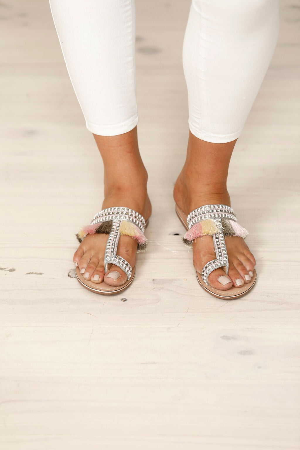 Aries Sandal - Sanchaya Designs