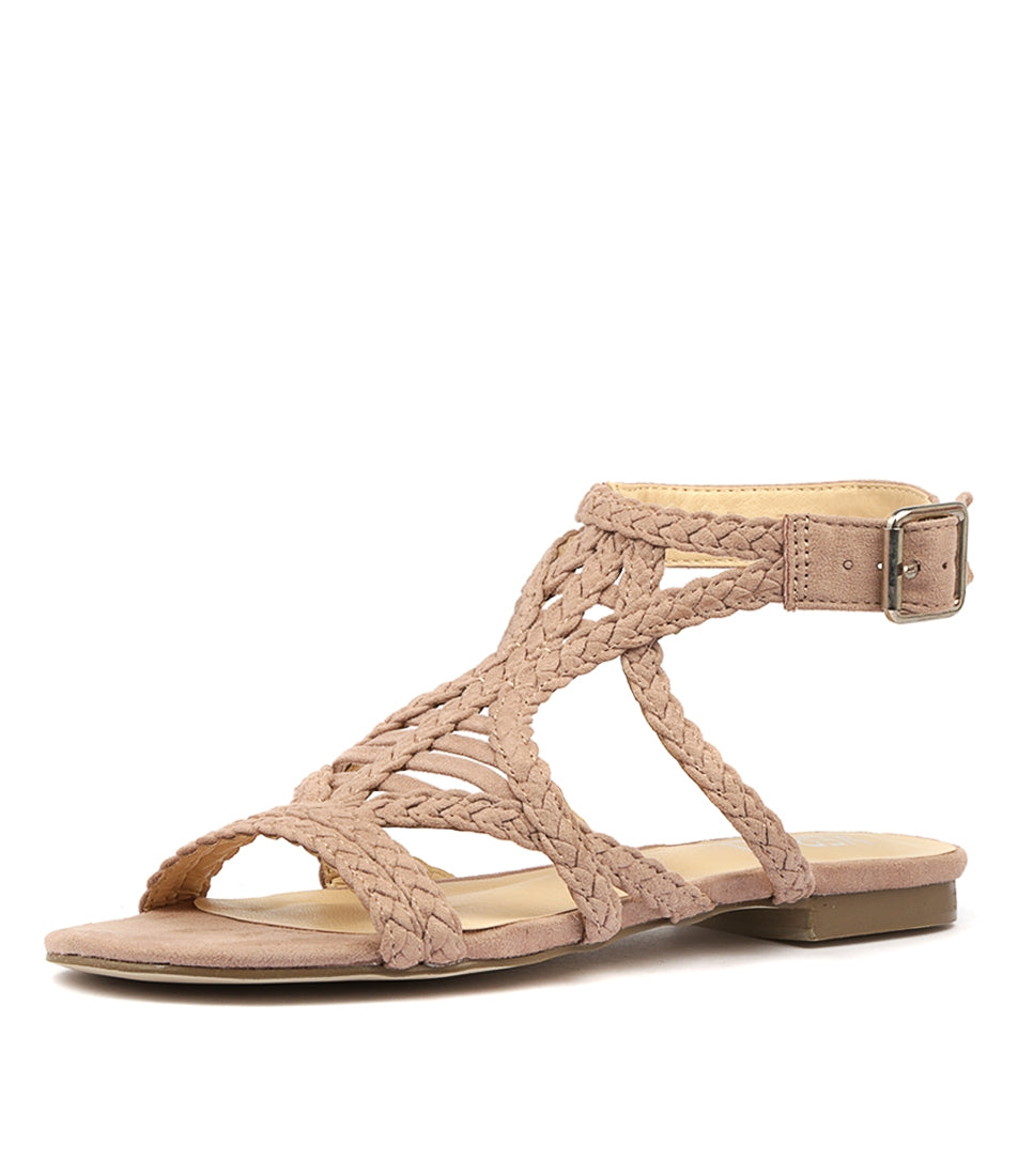 Safra Blush Sandal - Sanchaya Designs