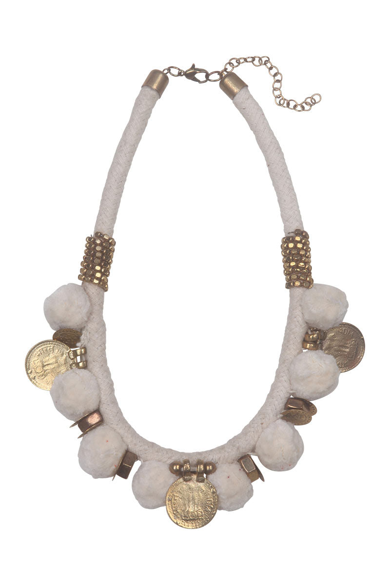 Malapo Necklace - Sanchaya Designs