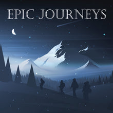 SEPTEMBER 2017: Epic Journeys
