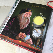 "Lemon Drop ""Dumbledore's Office"" 2oz candle"