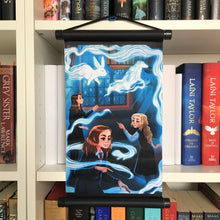 Patronus Lessons Wall Scroll