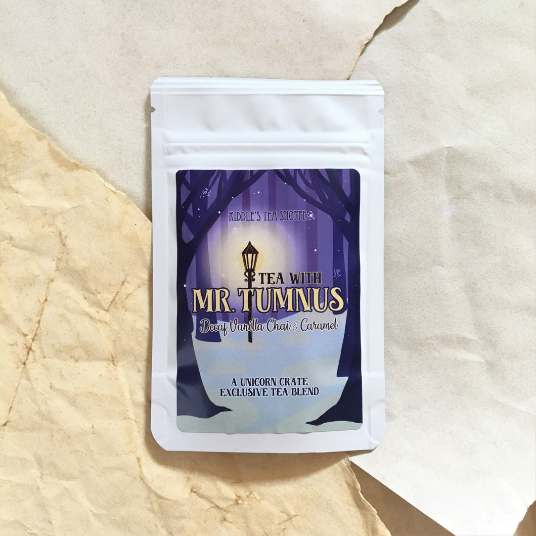 Tea with Mr. Tumnus Narnia Herbal Blend