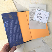 Spin the Dawn with signed bookplate and author note