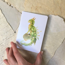 Woodland Dragon Pocket Notebook