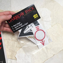 Darrow Pack - Red Rising Inspired Vinyl Decals