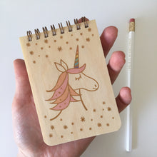 Eco-Friendly Unicorn Jotter