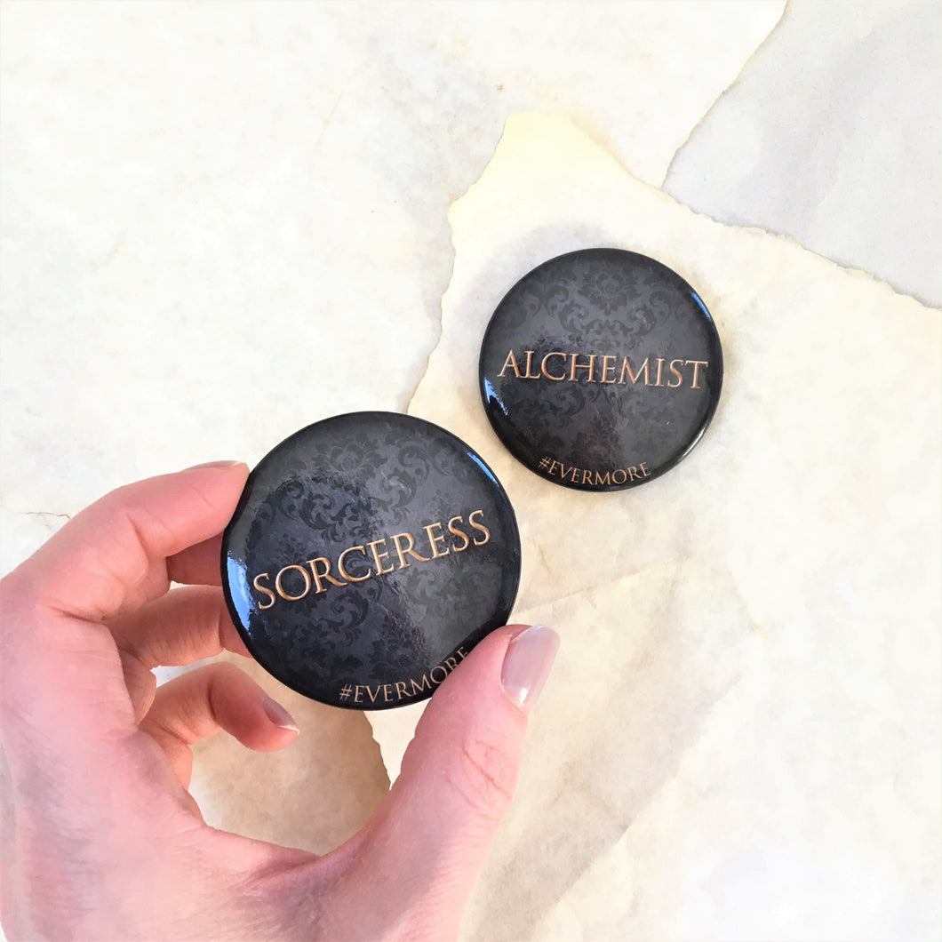 Evermore Pins | Alchemist or Sorceress